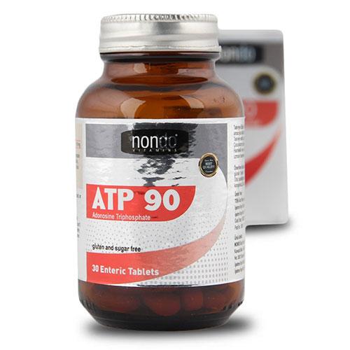 Nondo ATP 90 (Adonosine Tirphosphate) 30 Tablets