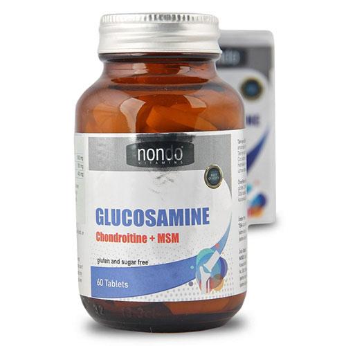 Nondo GLUCOSAMINE 60 Tablets