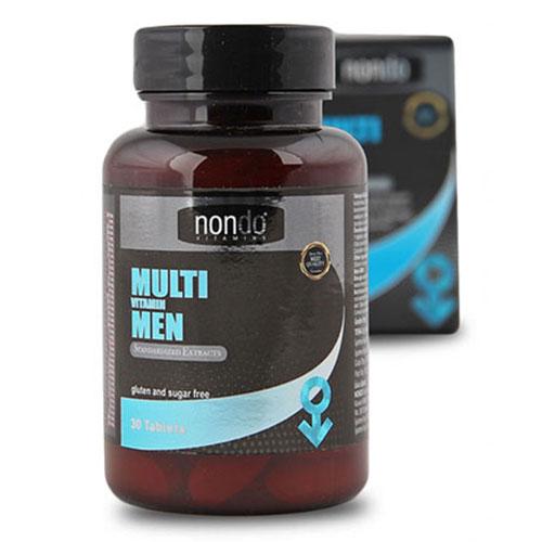 Nondo MULTI VITAMIN MEN 30 Tablets